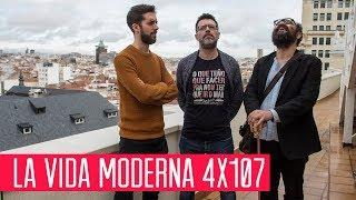 La Vida Moderna 4x107...es Ortega Cano pasándose el GTA sin videoconsola