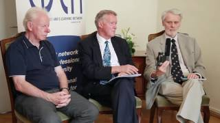 Learn from three founding fathers of distance education interviewed by Steve Wheeler #EDEN16