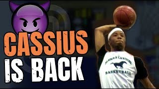 "Cassius Stanley Went FLYING In First Game BACK! ""Bounce Bros VS The WORLD"" 😈"