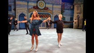 Top Billing meets the stars of Cinderella On Ice | FULL FEATURE