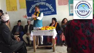 Khusi Limbu @NRNAUK Project Update
