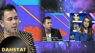 Hebat Raffi Dan Ayu Ting Ting Bicara tentang Hubungan Mereka [Dahsyat] [14 April 2016]