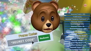 INSANE NEW CODES - COBALT + CRIMSON BEES!! | ROBLOX Bee Swarm Simulator