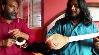 Parame param jania, bhaba pagla, Gautam Das Baul Electronic City Kalibari Bangalore purohitmoshay Dr