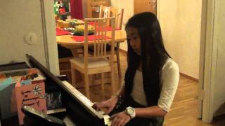 Cover of Impossible - Shontelle performed by Abigail Legaspi