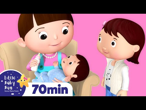 Xxx Mp4 New Baby Brother Amp Sister Plus More Nursery Rhymes Over 60 Mins Compilation From LittleBabyBum 3gp Sex
