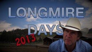 Longmire Days 2013 Mini Documentary