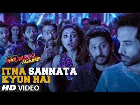Xxx Mp4 Itna Sannata Kyun Hai Video Song Golmaal Again Lijo Dj Chetas Amit Mishra Aditi Singh Sharma 3gp Sex