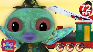 Shoo Fly, Don't Bother Me | + More Nursery Rhymes & Kids Songs - ABCkidTV