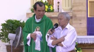 Bài giảng Lòng Thương Xót Chúa ngày 15/1/2017 - Cha Giuse Trần Đình Long