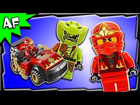 Lego Juniors Ninjago SNAKE SHOWDOWN 10722 Animation & Stop Motion Build Review