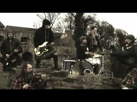 The Real McKenzies 'drink some more' official music video Feat: Sean Connery