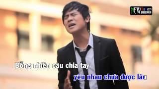 Anh Đâu Định Khóc   Nguyên Khôi  Karaoke HD Online