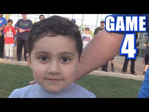 FINAL NEW CAPTAIN REVEALED! | On-Season Softball League | Game 4