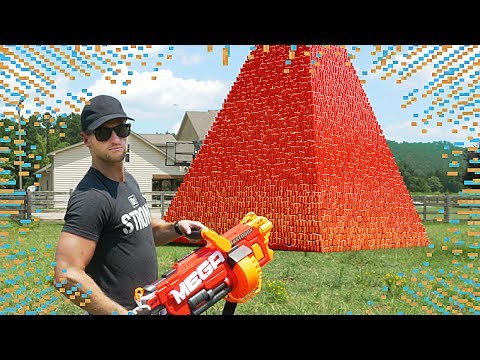 Nerf VS 1 Million Cups