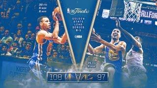 Warriors vs Cavaliers: Game 4 NBA Finals - 06.10.16 Full Highlights
