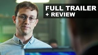 Snowden Trailer 2016 Review
