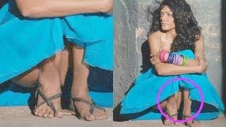 Sherlyn Chopra Caught Pantyless