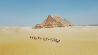 Roads Untraveled - 48 days in 7 minutes  未旅之途 —— 埃及— Explore Egypt 2016