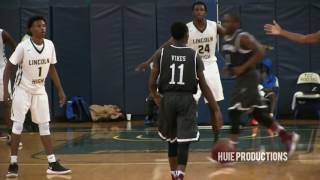 Norland Escapes with Win In Intense Matchup vs. Lincoln - Captial City Classic Highlights