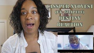 Cassper Nyovest - Destiny [Feat. Goapele] (Official Music Video) Reaction | GABBIreACTS