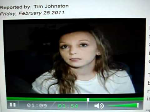 02/26/2011 - Hailey Dunn Case - Beastiality and CHILD PORNOGRAPHY found