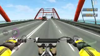 traffic rider#2 empinando na cidade com moto de trilha ?