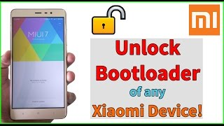 How to Unlock Bootloader of Xiaomi Device! Detailed steps for all Xiaomi Phones! OFFICIAL METHOD