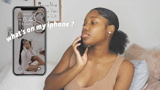 what's on my iPhone XS Max? | 2019