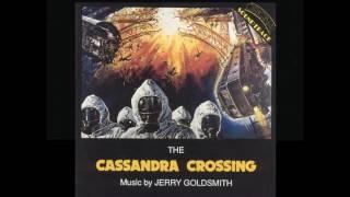 JERRY GOLDSMITH - I CANT GO - THE CASSANDRA CROSSING
