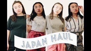 Japan Haul 2017