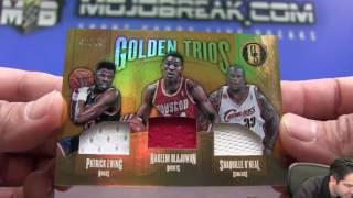 16-17 Gold Standard NBA 6 Box PYT #3