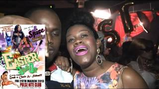 THE EASTER JUMP OFF - SPICE + 2 GUEST OUTA JAMAICA @ PULSE NIGHT CLUB @ FRI 29 MARCH 2013 - VIDEO ADVERT