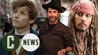 Johnny Depp Joins Sequel to Fantastic Beasts and Where to Find Them | Collider News