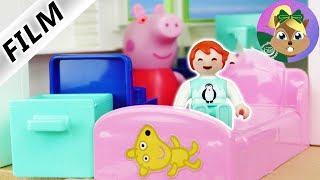 بلايموبيل الفيلم | بيبا بيج فى غرفة أيما -انها صديقة مضحكة ؟ سلسلة أسرة الطيور للأطفال