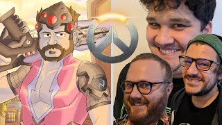 FIREABLE OFFENSE - Overwatch Deathmatch Gameplay
