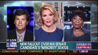 Tucker Carlson vs Jehmu Greene: It Gets Personal!