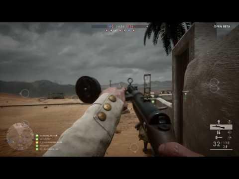 watch Battlefield™ 1 Open Beta Cuchillo por Camper