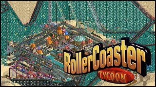 Rollercoaster Tycoon Scenario #42 - Utopia