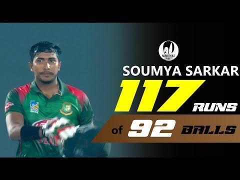 Xxx Mp4 Soumya Sarkar39s 117 Run39s Against Zimbabwe 3rd ODI Zimbabwe Tour Of Bangladesh 2018 3gp Sex