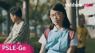 PSLE-GO - Exams are not do or die. A story on teenage suicides in Singapore. // Viddsee.com