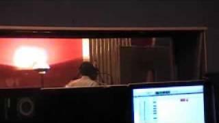 Hood Trekker Show - Scene 8-  Bo Starks/The Groovers Smoke An Mali Building In The Studio!