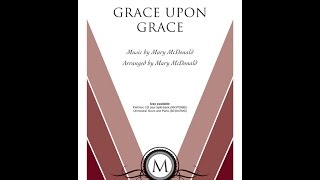 Grace Upon Grace - Mary McDonald, Randy Vader