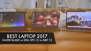 Razer Blade vs Dell XPS 15 vs Macbook Pro 15 | Which is Best?