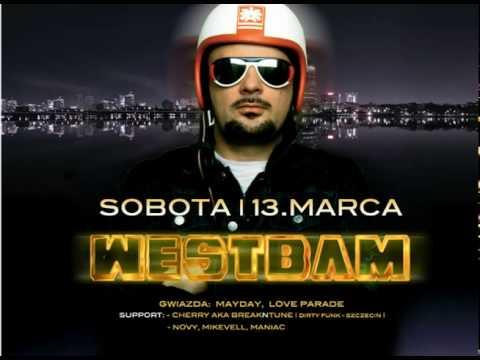 WESTBAM Live Senso Dance Club Wroclaw 13.03.10 oficial movie.wmv