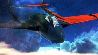 War Thunder RB Kill Montage - Venom FB.4 -