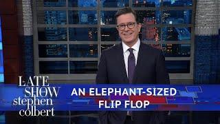 On Elephants, Trump Has A Change Of Heartlessness