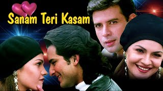 Sanam Teri Kasam in 30 Minutes | Saif Ali Khan | Pooja Bhatt | Sheeba | Romantic Bollywood Movie