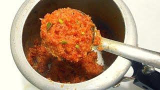 गाजर को बिना घिसे कुकर में बनाये स्वादिष्ट गाजर का हलवा with Secret Tips & Tricks Gajar ka Halwa