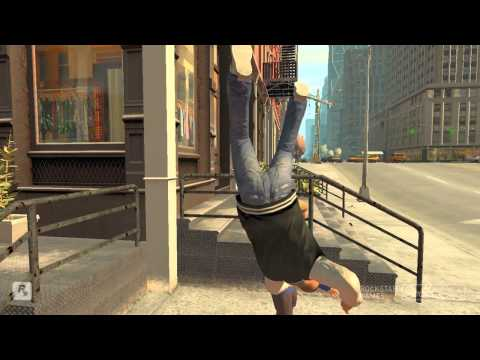 GTA 4 wrestling part 5